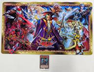 遊戯王ARC-V オフィシャルカードゲーム デュエルフィールド(プレイマット)EX EPIC OF NOBLE KNIGHTS -導きの聖剣-