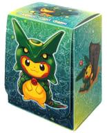[単品] デッキケース 「ポケモンカードゲームXY BREAK スペシャルBOX レックウザポンチョを着たピカチュウ ポケモンセンターオリジナル」 同梱品