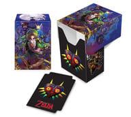 FULL-VIEW DECK BOX The Legend of Zelda/Majora's Mask フルビューデッキボックス ゼルダの伝説/ムジュラの仮面