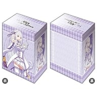 """Bushiroad Deck Holder Collection V2 Vol.435 Re: Starting from the Zero Worldwide Life """"Emilia"""" Part.2"""