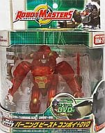 "RM - 21 Burning Beast Convoy + DVD ""Transformers Robot Masters"""