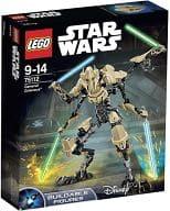 LEGO グリーヴァス将軍 「レゴ スター・ウォーズ」 75112