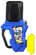 ガシャットギアデュアル(パーフェクトパズルVer.) 「仮面ライダーエグゼイド ガシャポンサウンドライダーガシャット12」