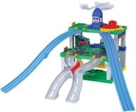 トミカ アクションコース 走って飛んで!組みかえタウンサーキット 「ミッキーマウスとロードレーサーズ」
