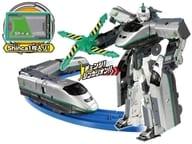 プラレール DXS12 E3つばさ アイアンウイング 「新幹線変形ロボ シンカリオン」