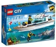 LEGO ダイビングヨット 「レゴ シティ」 60221