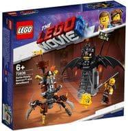 LEGO バットマンとロボヒゲのアポカリプスブルグの救出 「レゴ ムービー2」 70836