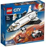 LEGO スペースポート 超高速!火星探査シャトル 「レゴ シティ」 60226
