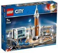 LEGO スペースポート 超巨大ロケットと指令本部 「レゴ シティ」 60228