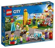 LEGO タウン ミニフィグセット-楽しいお祭り 「レゴ シティ」 60234