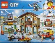 LEGO シティ スキーリゾート 「レゴ シティ」 60203