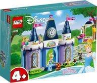 LEGO シンデレラのお城 「レゴ ディズニープリンセス」 43178