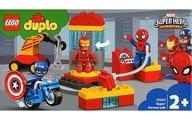 LEGO スーパーヒーローたちの研究所 「レゴ デュプロ」  10921