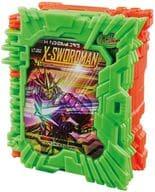 DXエックスソードマンワンダーライドブック 「仮面ライダーセイバー/聖刃」