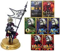 アヴェンジャー/ジャンヌ・ダルク[オルタ]+スキルカード(自己改造 EX) 「Fate/Grand Order Duel -collection figure- Vol.3」