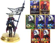 アヴェンジャー/ジャンヌ・ダルク[オルタ]+スキルカード(竜の魔女 EX) 「Fate/Grand Order Duel -collection figure- Vol.3」