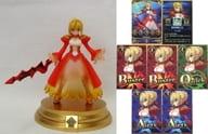 セイバー/ネロ・クラウディウス+スキルカード(皇帝特権 EX) 「Fate/Grand Order Duel -collection figure- Vol.4」