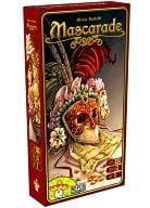 Bruno Faydutti's Masquerade multilingual version (Mascarade)