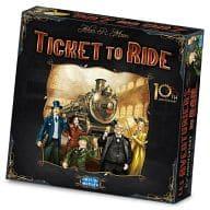 チケット・トゥ・ライド:10周年記念版 多言語版(Ticket to Ride:10th Anniversary Edition)