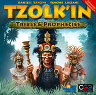 Zolkin: Tribes and prophecy (Tzolk'in: The Mayan Calendar - Tribes & Prophecies)