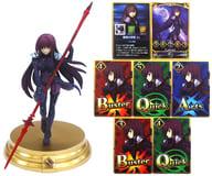 ランサー/スカサハ+スキルカード(魔境の知慧 A+) 「Fate/Grand Order Duel -collection figure- Vol.1」