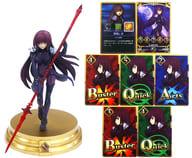 ランサー/スカサハ+スキルカード(神殺し B) 「Fate/Grand Order Duel -collection figure- Vol.1」