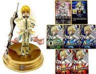 セイバー/ネロ・クラウディウス[ブライド]+スキルカード(天に星を A) 「Fate/Grand Order Duel -collection figure- Vol.5」