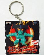 デビルマン (緑色) 永井豪キャラアソート フィギュアキーホルダー 「デビルマン」