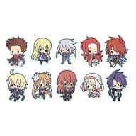"""All 10 types set """"Rubber Strap Collection Tales of Symphonia Unizonant Pack"""""""