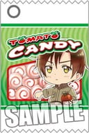 "Romano ""Hetalia The World Twinkle Trading Sweets Charm Mascot"""
