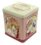 [単品] イベントビジュアル クッキー缶 「カードキャプターさくら×animatecafe 缶入りクッキー・缶バッジ入り」