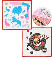 "G. Mofumofon & High × Joker Reversible Towel & Mini Miller ""Idol Master Side M"""