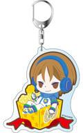 "Hayami Hiro Deca Key Holder Chara-pre ver. ""KING OF PRISM by PrettyRhythm"""