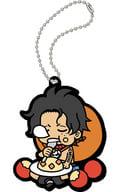 "Port Gas · D · Ace ""Rubber Mascot Mikumo One Piece Umeemon is Ume!"""