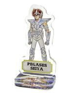 ペガサス星矢 「創刊50周年記念 週刊少年ジャンプ展 聖闘士星矢 アクリルminiフィギュア」