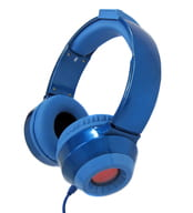 Mega Man (Blue) Overseas Capcom Official Headphones (LIMITED EDITION Mega Man HD LED Headphones) `` Mega Man ''