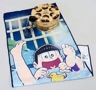 十四松の「お風呂のお供」セット 「一番くじ おそ松さん~年マツの温泉旅行~」 E賞