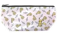 ピカチュウ&ピチュー ポーチ 「一番くじ Pokemon Textile Design」 D賞