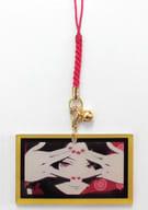 加州清光(OP) 「刀剣乱舞-花丸- キーホルダー ビジュアルコレクション第一弾」