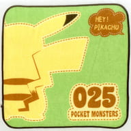 ピカチュウ ハンドタオル 「一番くじ Pokemon HEY!Pikachu and Friends」 E賞
