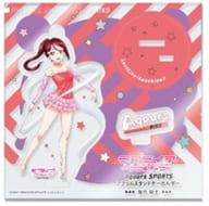 桜内梨子 Aqours SPORTS アクリルスタンドキーホルダー 「ラブライブ!サンシャイン!!」