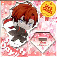 "Ren Kagaya Acrylic Stand ""On Air! X TOWER RECORDS CAFE ~ Autumn Sports Day ~"""
