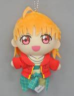 高海千歌 ぬいぐるみボールチェーン 「ラブライブ!サンシャイン!! The School Idol Movie Over the Rainbow」 劇場グッズ
