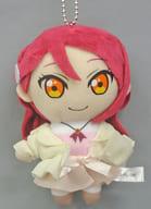 桜内梨子 ぬいぐるみボールチェーン 「ラブライブ!サンシャイン!! The School Idol Movie Over the Rainbow」 劇場グッズ