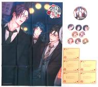 "Five major bonus set ""PSVita software Tengai ni Maiu, smart Na flower Animate limited set"" bundled bonus"