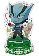 "Zed O'Brien ""Blood Battlefront & BEYOND x SWEETS PARADISE Trading Acrylic Stand Surprise Party ver."""