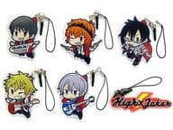 "High × Joker Acrylic Tsumamare Set (with unit logo rubber strap) ""THE IDOLM @ STER SideM 2nd STAGE ~ ORIGIN @ L STARS ~"""
