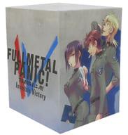"""[最初的有缺陷的產品] Sosuke&Kurz&Melissa Shiki Doji繪製了插圖的整體存儲盒"""" Blu-ray / DVD全金屬恐慌!看不見的勝利(IV)盒""""亞馬遜整體購買獎金"""