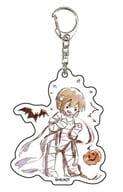 "Armin Arlert ""Attack on Titan Blind Acrylic Keychain Graph Art Design Halloween ver. 02"""