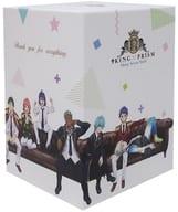 """會議抽獎的整體存儲盒"""" Blu-ray / DVD KING OF PRISM -Shiny Seven Stars-""""亞馬遜整體購買獎金"""